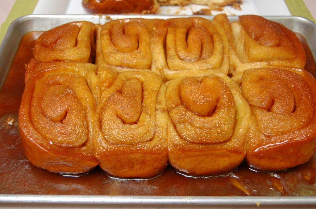 Sweet Jill's Bakery - Cinnamon Rolls
