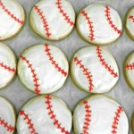 Sweet Jill's Bakery - Baseball Cookies