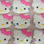 Sweet Jill's Bakery - Hello Kitty Cookies