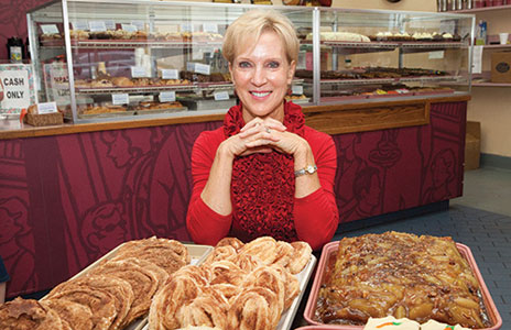 Jill Pharis - Owner of Sweet Jill's Bakery