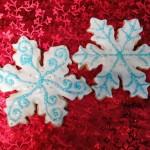 Sweet Jill's Bakery-Snowflake Cookies